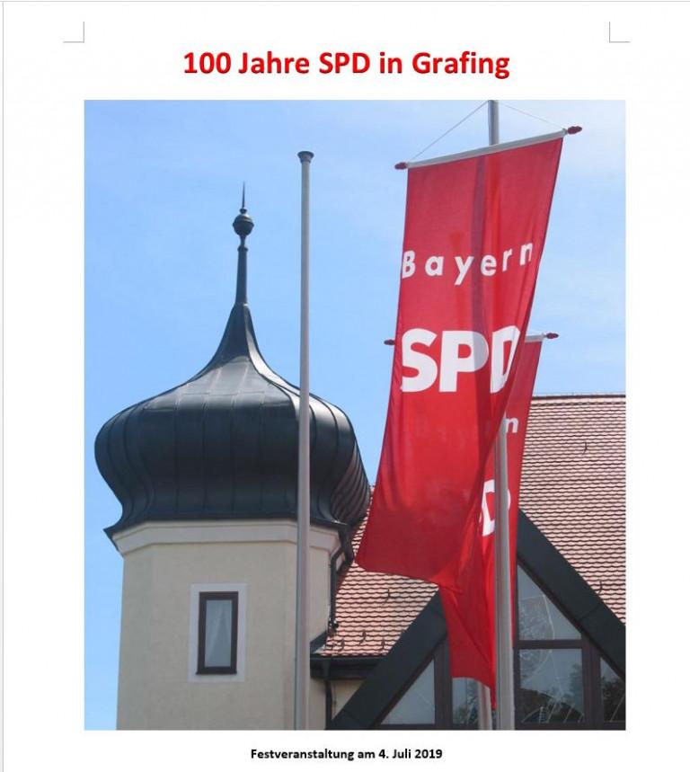100 Jahre SPD Grafing [2019]